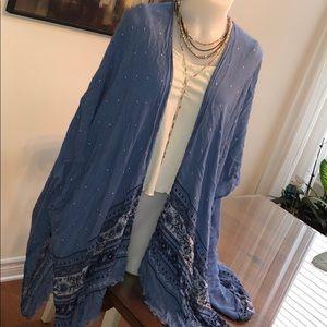 💝2/$20💝AE Boho Cotton Kimono